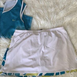 Nike Sri-drift tennis outfit sz M
